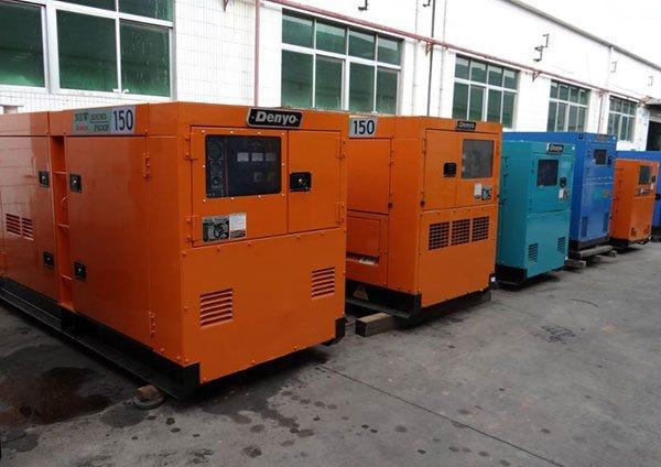 Bán máy phát điện công nghiệp