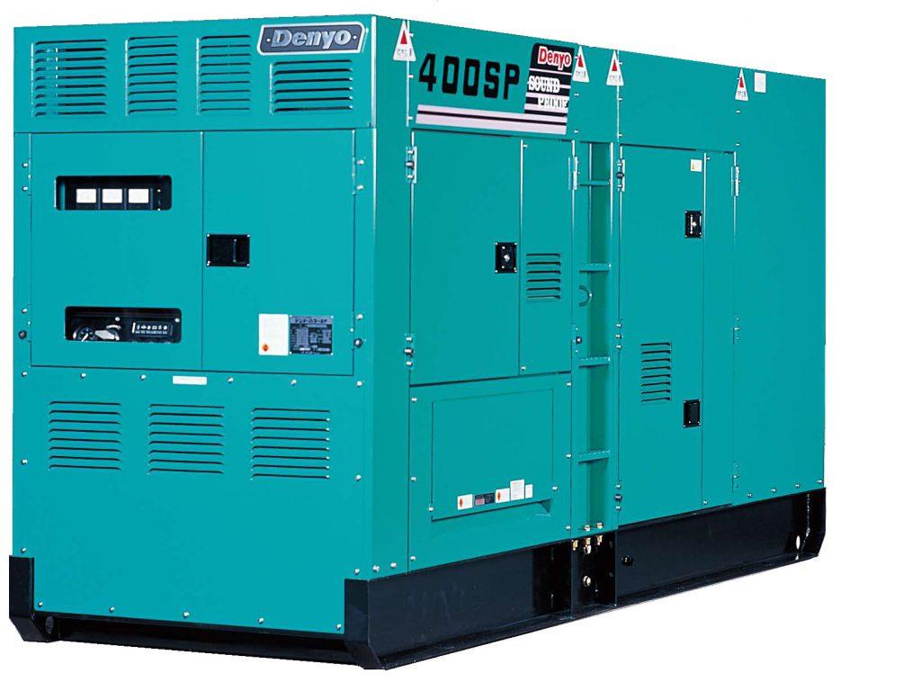 Dịch vụ cho thuê máy phát điện công nghiệp của Hưng Tuấn Tú