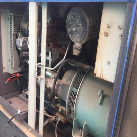 Động cơ máy phát điện công nghiệp