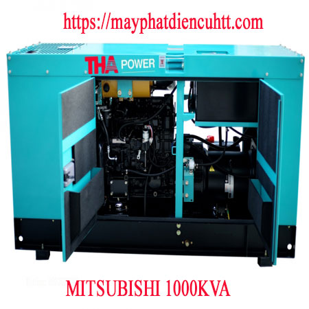Máy Phát Điện Mitsubishi 1000kva
