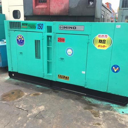 Máy phát điện công nghiệp chất lượng Nhật Bản