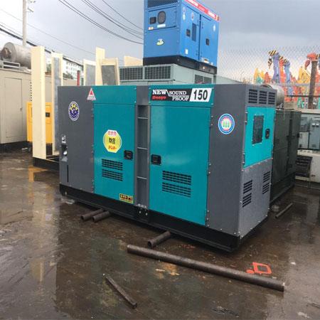 Máy phát điện công nghiệp uy tín tại Tp. HCM