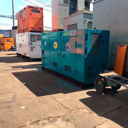 Bán máy phát điện 600kva chất lượng Nhật Bản