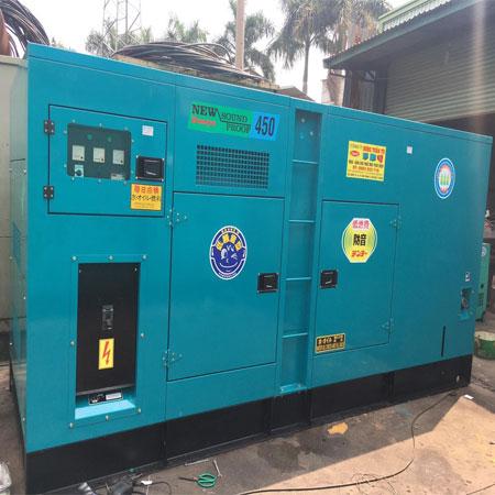 Máy phát điện công nghiệp 300kva giá rẻ
