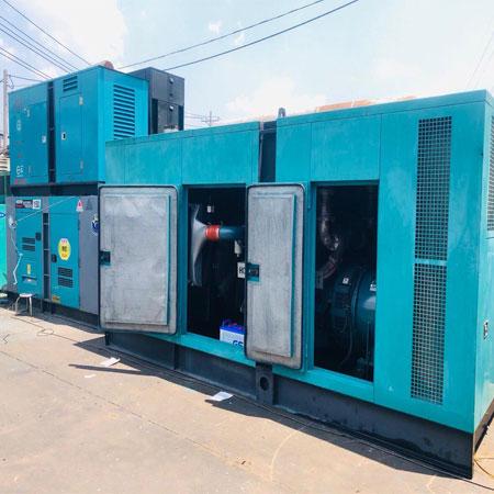 Máy phát điện công nghiệp uy tín giá rẻ tại Hưng Tuấn Tú
