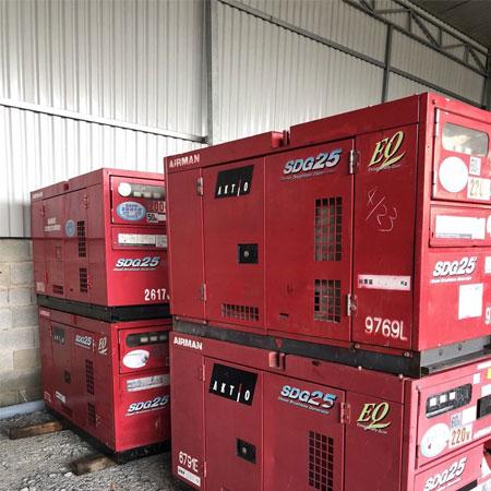 Máy phát điện Isuzu 2000kva
