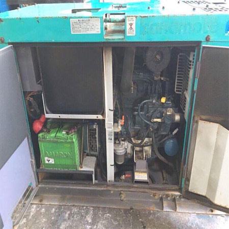 Máy phát điện Isuzu 750kva