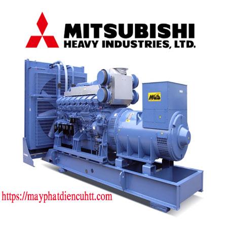 Máy Phát Điện Mitsubishi 400kva